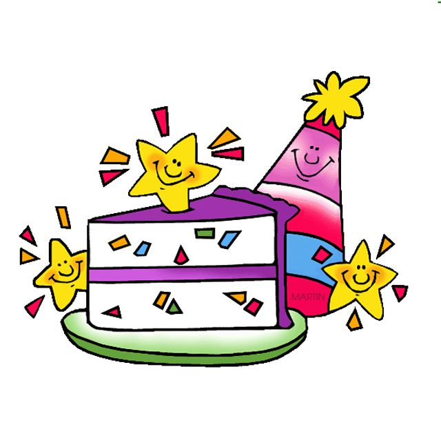 Birthday Clipart - Birthday Clipart