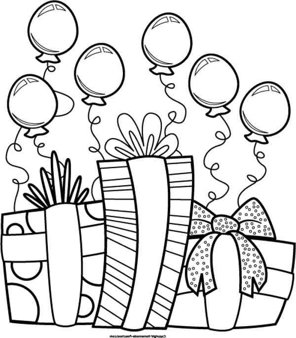 Staggering Black And White Bi - Birthday Clipart Black And White