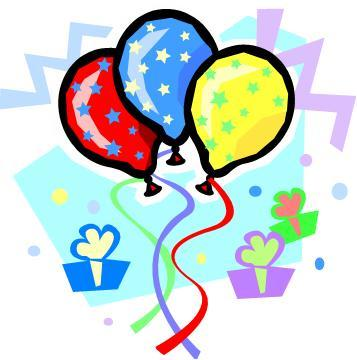 Birthday Dance Party Clip Art | Clipart library - Free Clipart Images