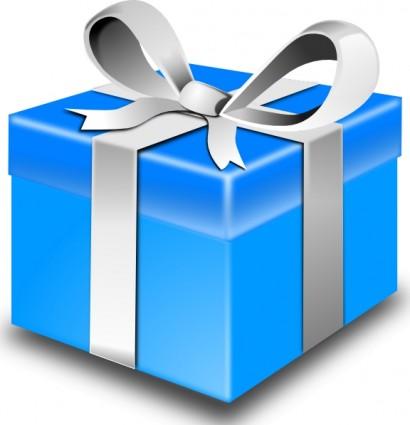 Birthday Gift Box Free Vector