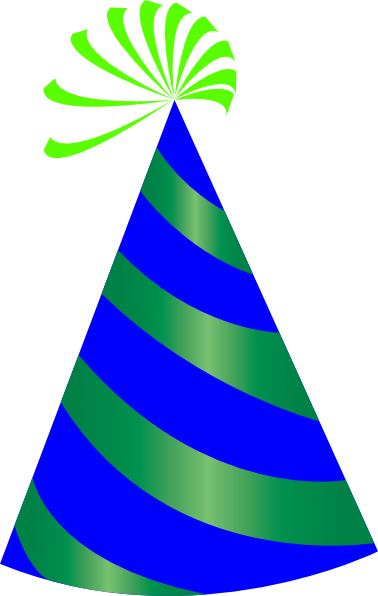 Birthday Hat Clipart #21003
