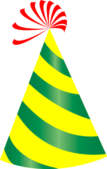 Birthday Hat Clipart #21019