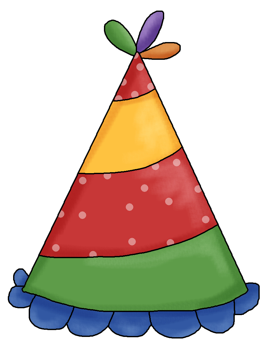 Birthday Hat Clipart #2405