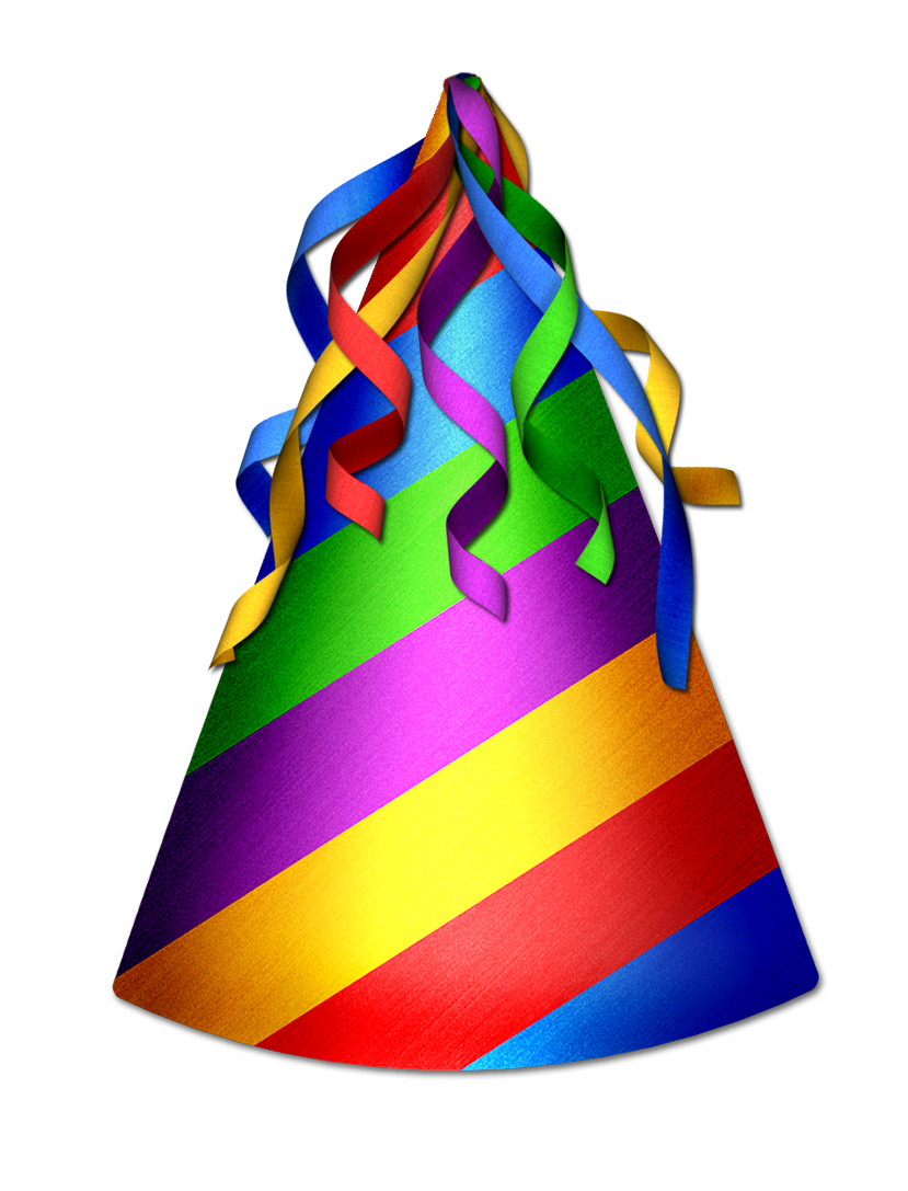 Birthday Hat Png #3534
