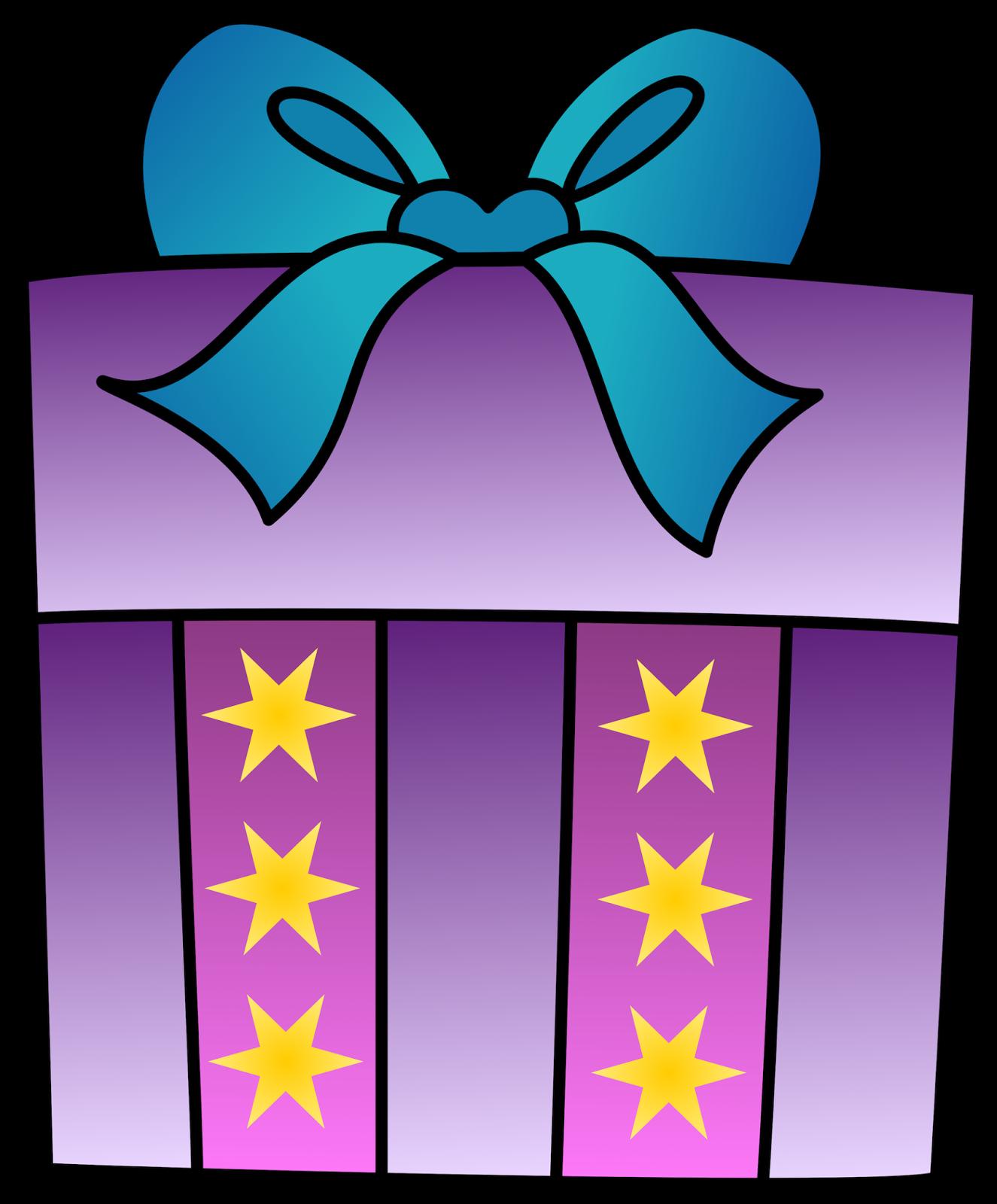 Birthday Present Clipart Birthday Present Clip