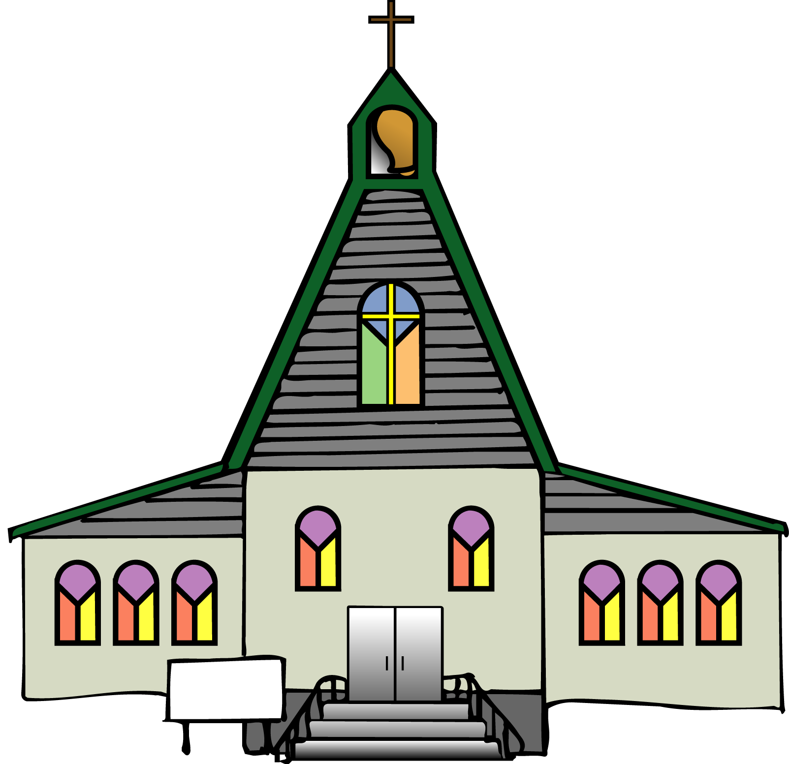 Church Clip Art to Download .