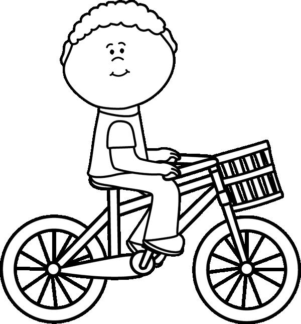 Black u0026amp; White Boy Riding a .