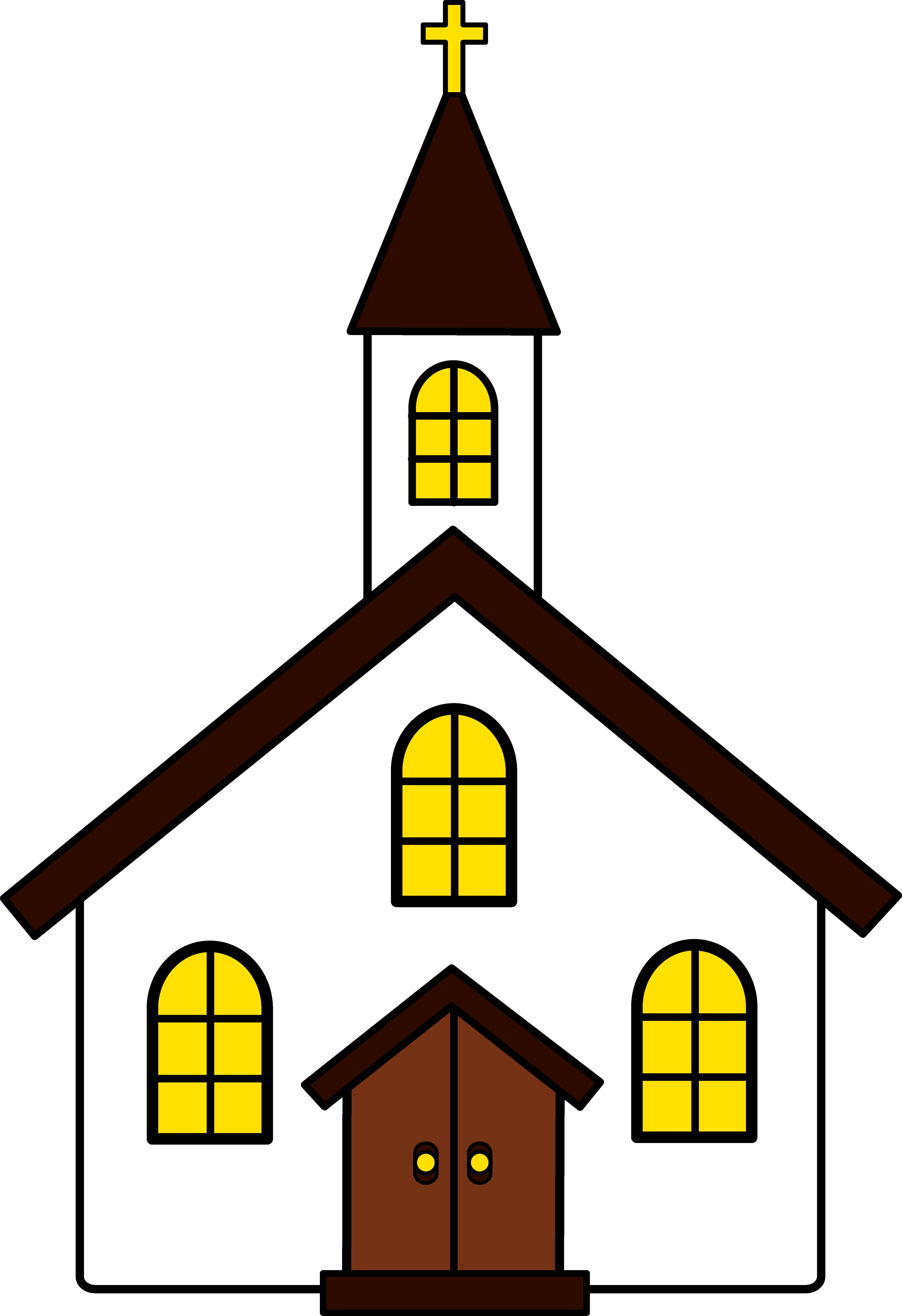 Black church clip art free clipart images 2