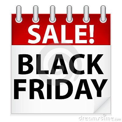 Black Friday Free Clipart #1