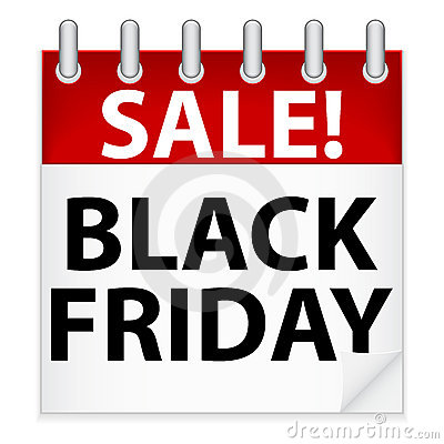Black Friday Free Clipart #1