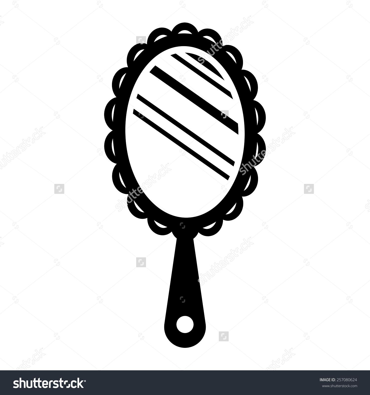 Black Hand Mirror. aa27367a7cce25913d9b0c78bbe910 .