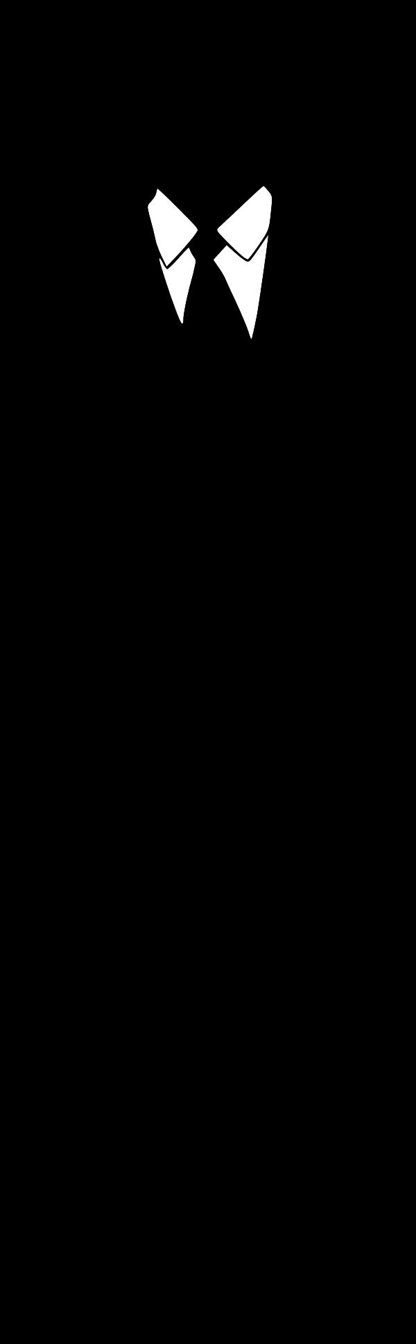 Black Male Silhouette Clipart .
