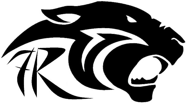 Black panther clip art free vector image 1