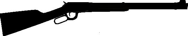 Black Rifle Clip Art At Clker Com Vector Clip Art Online Royalty