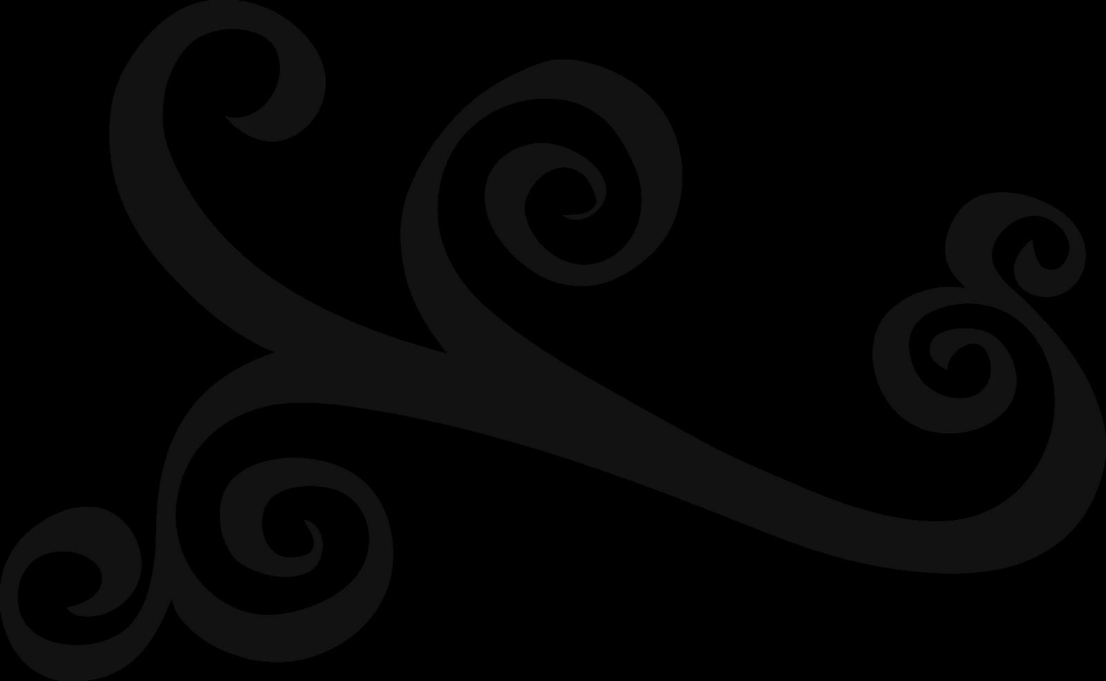 Black Swirls Clipart   Clipart Panda - Free Clipart Images