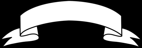 blank banner clipart