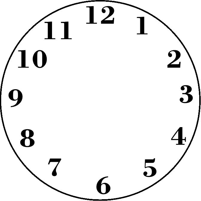 Blank Digital Clock Image Search Results - JoBSPapa. - ClipArt Best - ClipArt Best