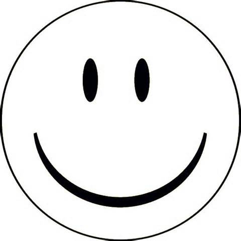 ... Blank Happy Face - ClipArt Best ...
