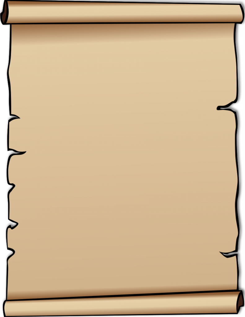 Blank scroll clipart top hd images for free image 0 2