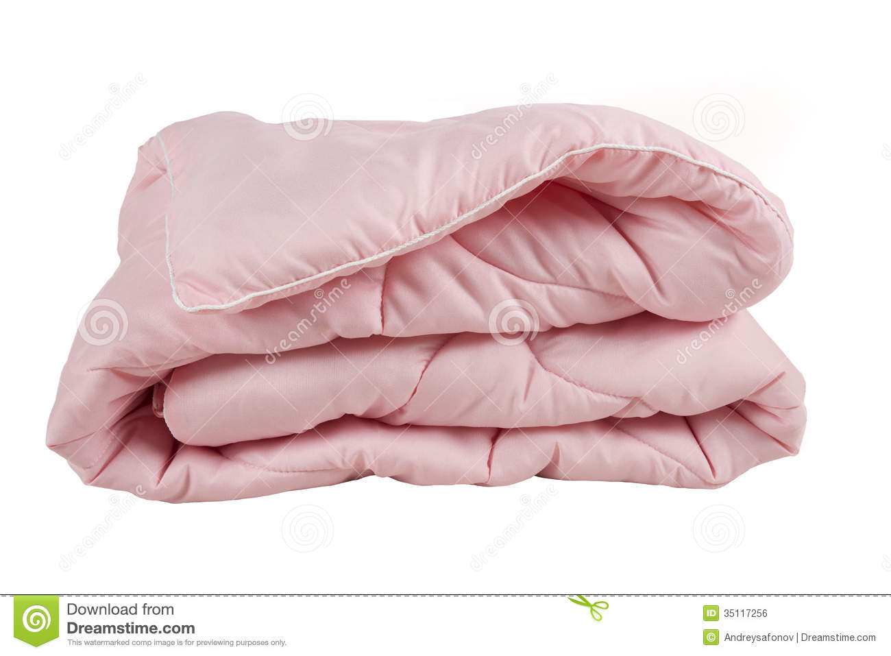 Blanket Clip Art Pink Blanket