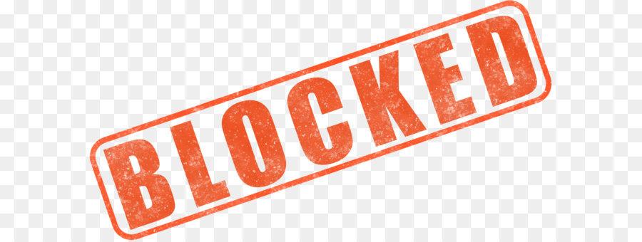 Block Clip art - Blocked Png Clipart