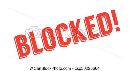 Blocked rubber stamp - csp50225664