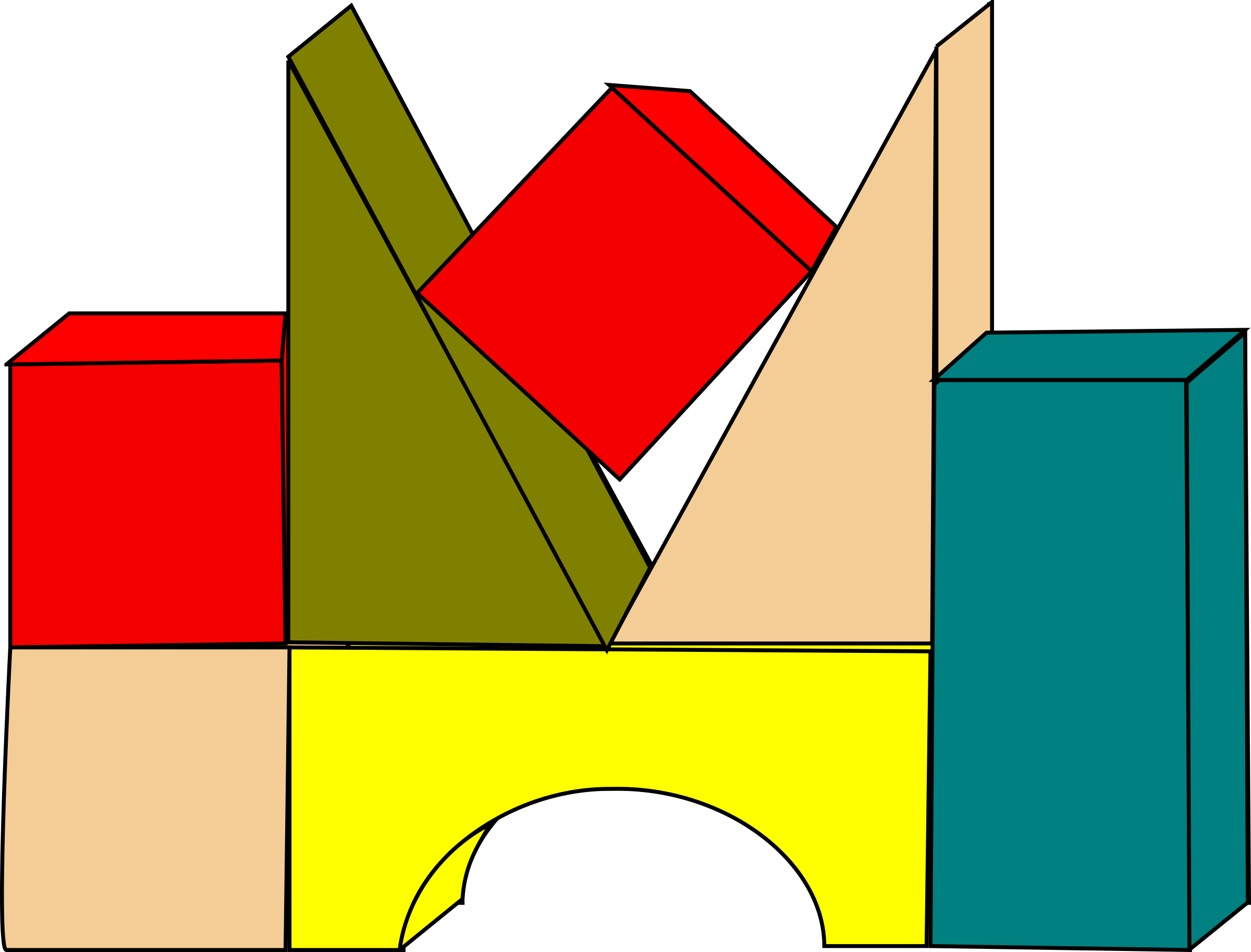 Blocks Clipart