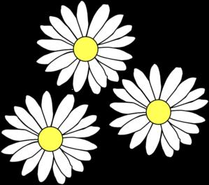 Blue daisy flower clipart free clip art images image 8