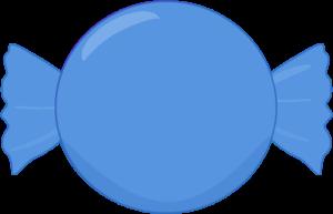 Blue Hard Candy