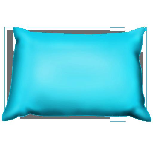 Blue Pillow Clipart