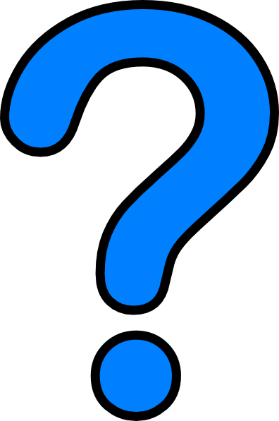 Blue Question Mark Clip Art Clipart Panda Free Clipart Images