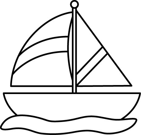 Boat Clipart Black And White Boat Black And White Boat Clipart Black And  White Clipartfest Image