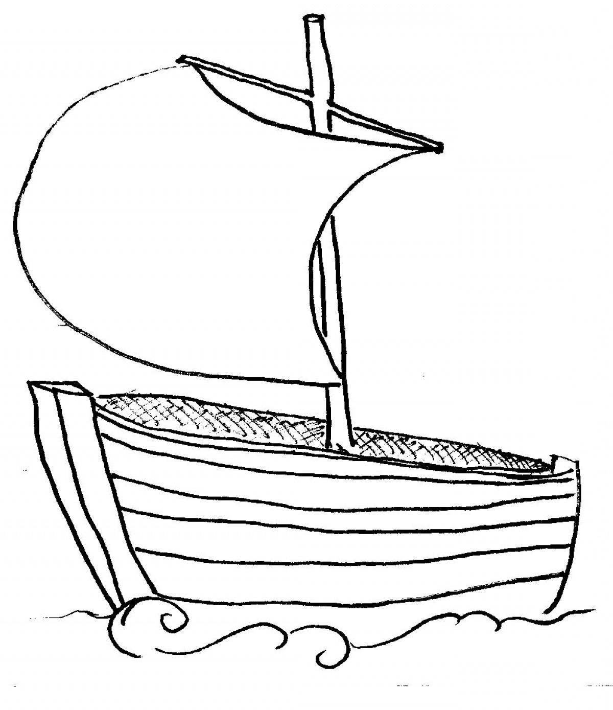 Sailboat black and white boat black and white exclusive ship clip art