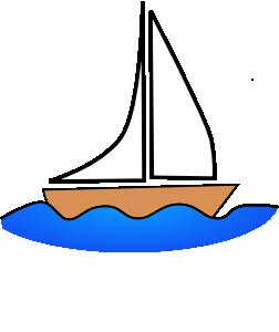 Boat 11 Clip Art - Boat Clipart