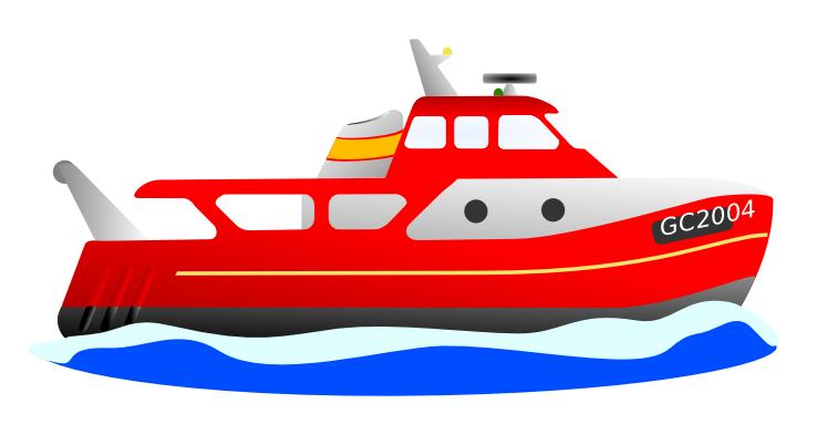 Boat cliparts 2