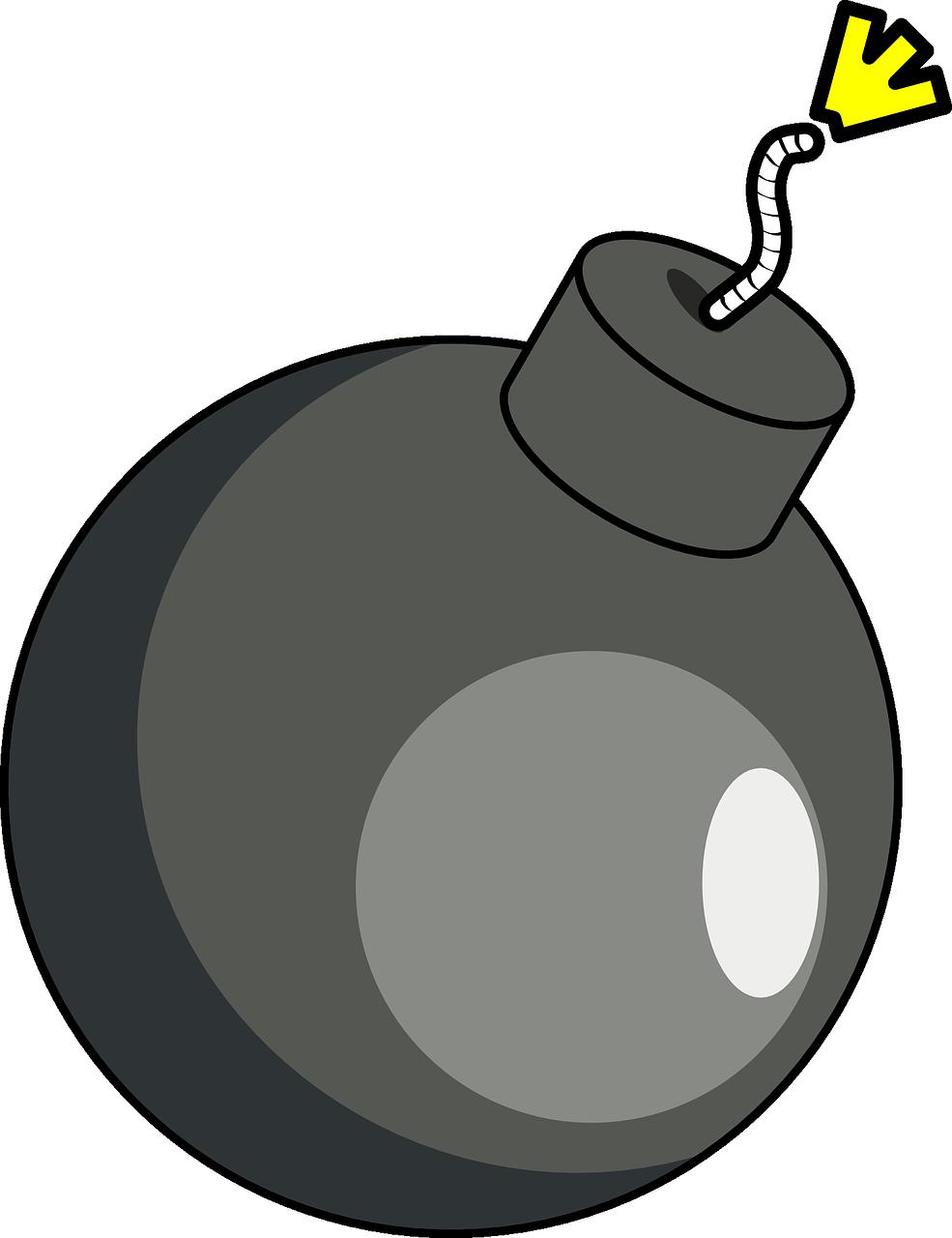 Bomb clip art images free clipart 2