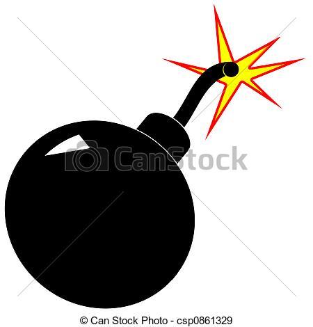 ... bomb illustration