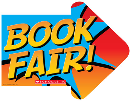 Book Fair Clipart .