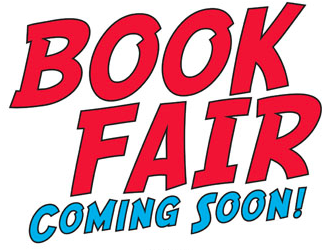Book Fair Sept 15th Sept 18th
