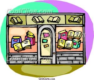 Book Store Clip Art