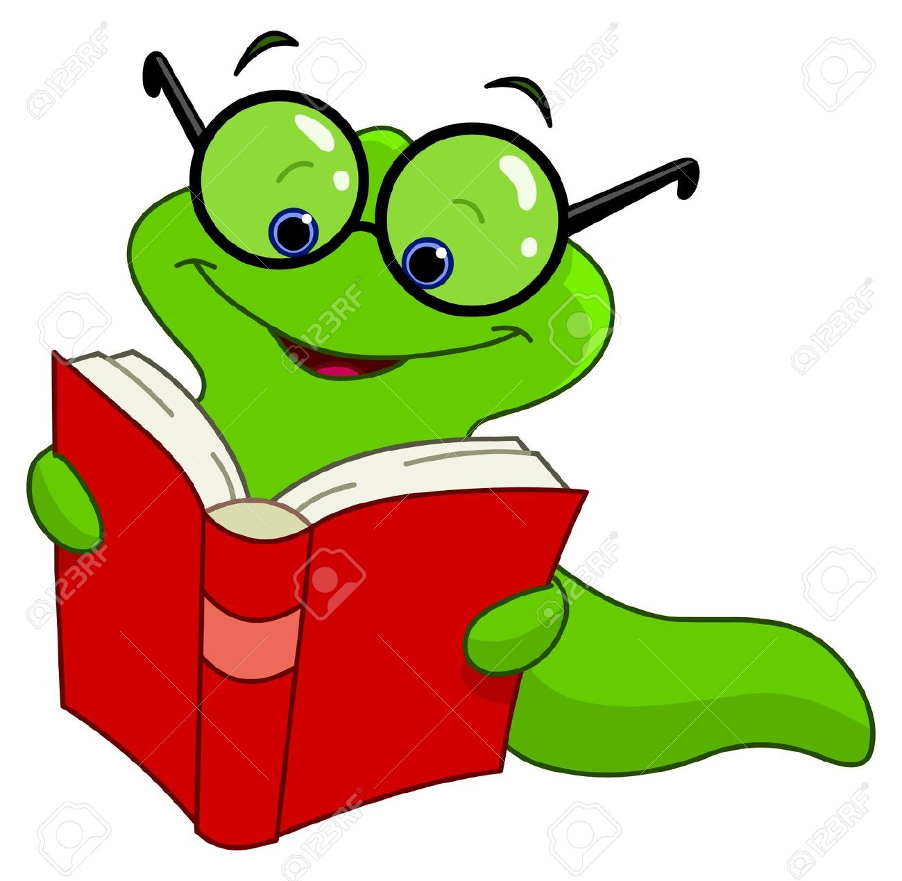 book worm: Book worm