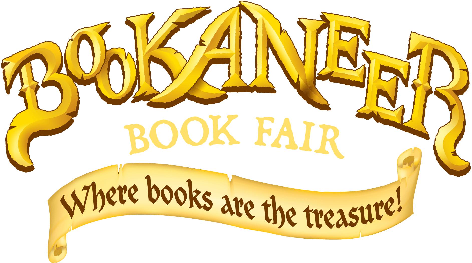 Bookaneer Book Fair Clip Art (1st Fair of the School Year)