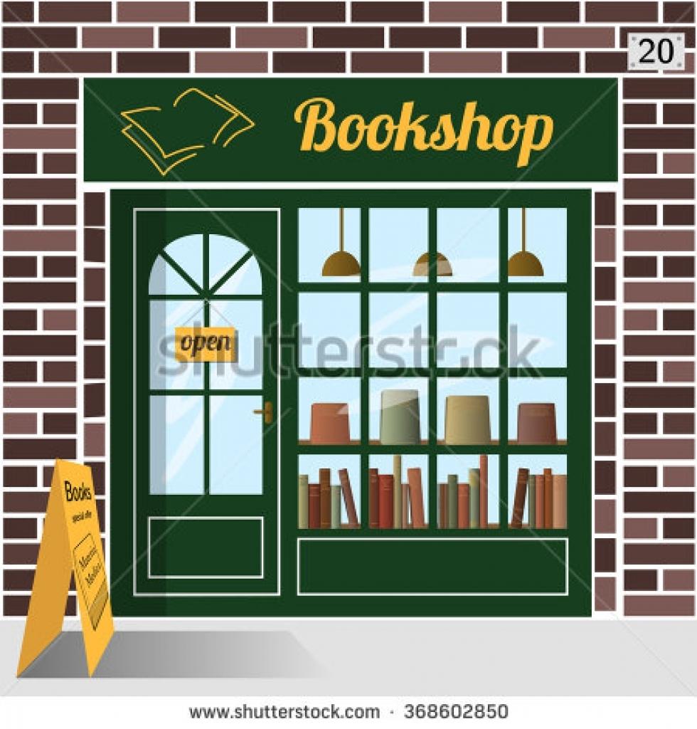 bookshop stock vectors amp vector clip art shutterstock intended for bookstore clipart 50 bookstore clipart HD vektor