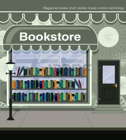 bookstore: Bookstore located .