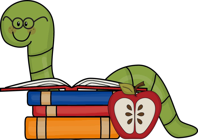 ... Bookworm Clipart; Book Worm Clip Art - Free Clipart Images ...