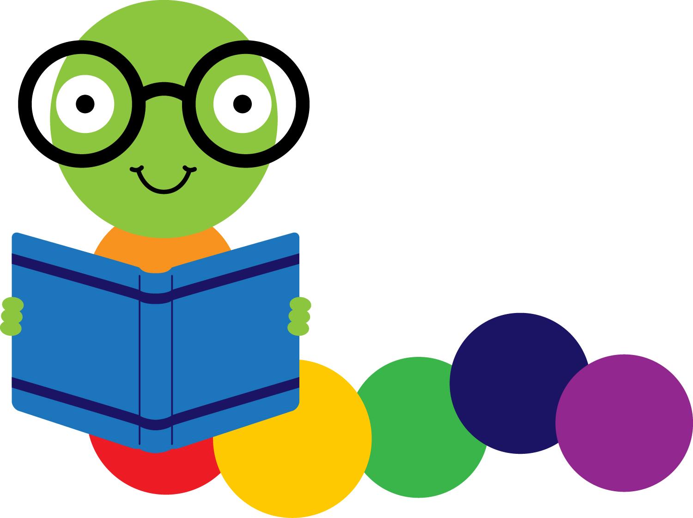 ... Bookworm Clipart ...
