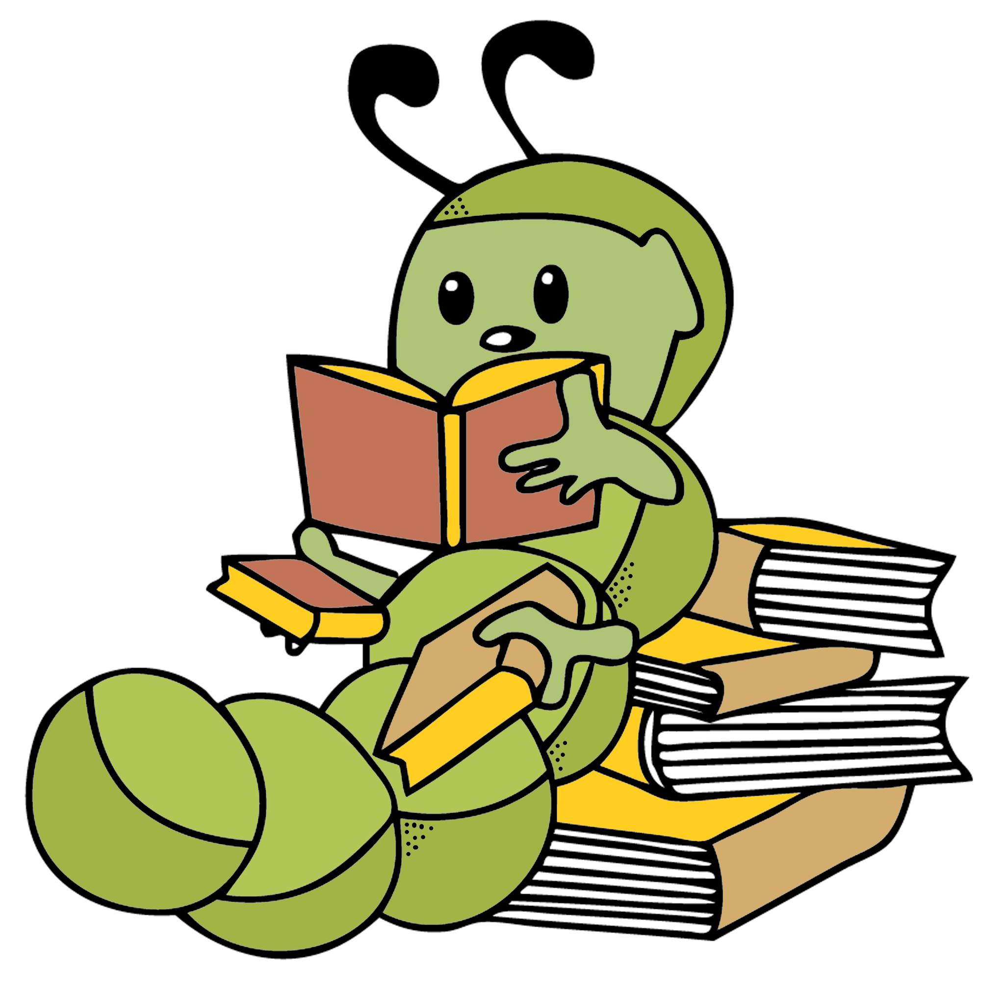 Bookworm Clipart Free Bookworm Clip Art Clipart