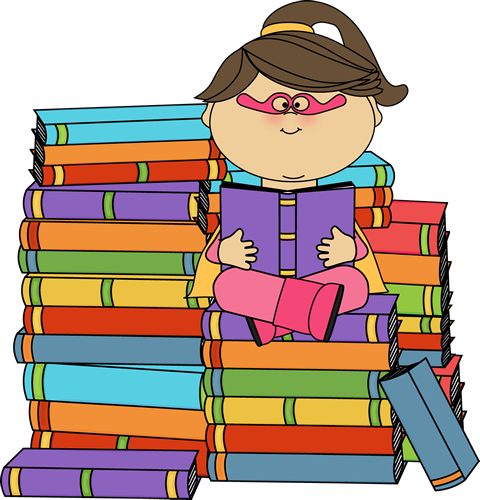 Bookworm Clipart Free Page