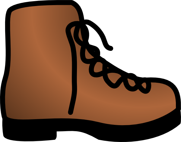 Boot Clipart This Image As: