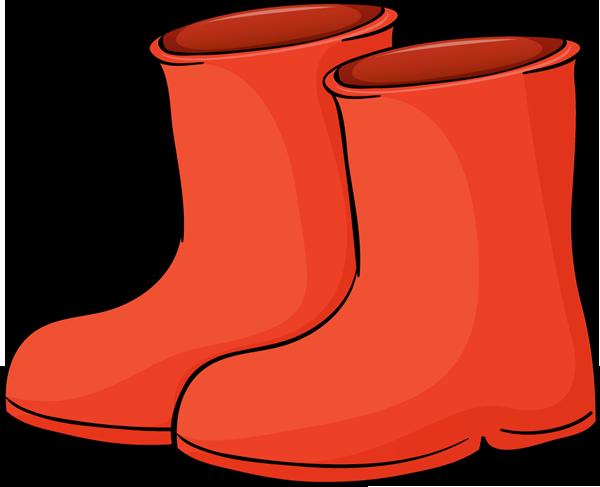 Boots Clip Art 1